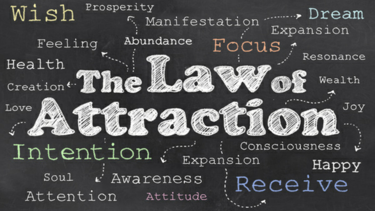 Kenali Law of Attraction